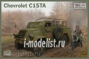 72053 IBG models 1/72 Chevrolet C15TA