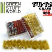 1348 Green Stuff World Кочки травы 12 мм бежевые / Grass TUFTS XL - 12mm self-adhesive - BEIGE
