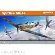 82151 Eduard 1/48 Fighter Spitfire Mk. Ia