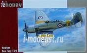 SH72124 Special Hobby 1/72 Самолет Hawker Sea Fury T.20