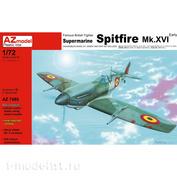 AZ7485 AZmodel 1/72 Supermarine Spitfire Mk.XVI