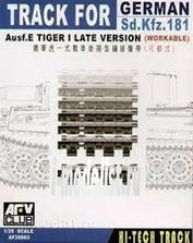 AF35093 AFVClub 1/35 Track set for Tiger I Ausf. E