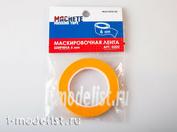 0202 MACHETE Masking tape, width 6mm