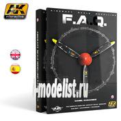 AK276 AK Interactive AIRCRAFT SCALE MODELLING F.A.Q. / Популярные вопросы-ответы по самолетам