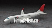 11101 Hasegawa 1/144 J-Air Embraer 170 Modern Jet Airliner