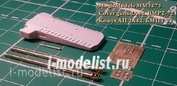 MM3573 Magic Models 1/35 Protective casing guns 2A42 for BMPT-72 (Russian version). Set includes: casing, two barrel 2A42, the barrel of the machine gun PKTM, plus a gift from MM.