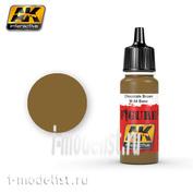 AK3021 AK Interactive Chocolate Brown / M-44 Base