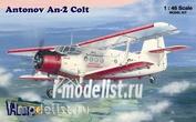 48002 Valom 1/48 Antonov An-2 Colt