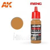MC008 AK Interactive Краска акриловая Light Orange, 17ml
