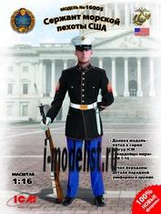 16005 ICM 1/16 Сержант морской пехоты США