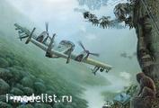 406 Roden 1/48 Самолёт OV-1A/JOV-1A Mohawk