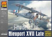 CSM32002 Copper State Models 1/32 Nieuport XVII Late