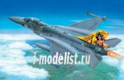 2654 Italeri 1/48 F-16 Fighting Falcon