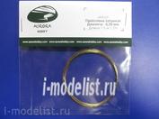 AH0122 Aurora Hobby brass Wire, diameter 0.20 mm, 5 meters
