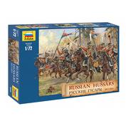 8055 Zvezda 1/72 Russian hussars