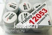 12053 ZIPmaket Set of pigments