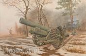 813 Roden 1/35 Гаубица BL 8-inch howitzer Mk.VI