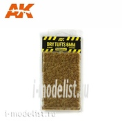 AK8117 AK Interactive Пучки сухой травы, 6 мм