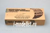 02042 Trumpeter 1/35 Russian 650mm  track for Russian Kv/js tank
