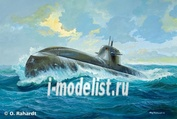 05019 Revell 1/144 German Submarine U212A class