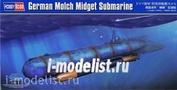 80170 HobbyBoss 1/35 German ultra-small submarine