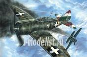 SH72101 Special Hobby 1/72 Самолет Reggiane Re 2000 I.serie/ Heja I