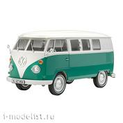 07675 Revell 1/24 Bus VW T1