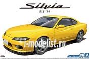 05679 Aoshima 1/24 Nissan Silvia S15 Spec.R '99