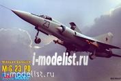 7208 ART-model 1/72 Mikoyan - Gurevich MiG-23PD