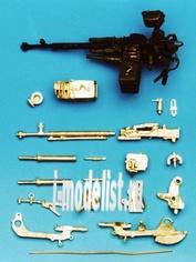 A-01 Friulmodel 1/35 Dshk Dushka (металл).