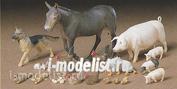 Tamiya 35128 1/35 figures of animals