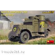 39005 MiniArt 1/35 Austin 3-series Armored car