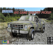 17226 Revell 1/24 Pickup Truck '78 GMC® Big Game Country