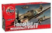 2029 Airfix 1/72 Messerschmitt Bf109g-6