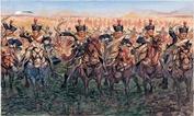 6885 Italeri 1/32 British Light Cavalry