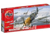 12002 Airfix 1/24 Messerschmitt Bf109E