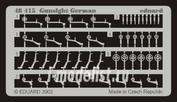 48415 Eduard 1/48 Фототравление Gunsights German