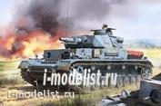 BT-003 Border Model 1/35 Немецкий танк Pz.Kpfw.IV Ausf.F