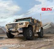 35021 RPG 1/35 Бронеавтомобиль