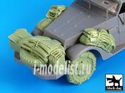 T35036 Black dog 1/35 US M2 accessories set N °2 for Dragon