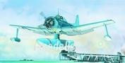 0866 Smer 1/72 Самолет Curtiss SC-1 Seahawk