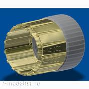 MD7202 Metallic Details 1/72 Комплект детализации для самолета Суххой-27