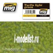 AMIG8354 Ammo Mig TURFS LIGHT GREEN (светло-зеленый газон)