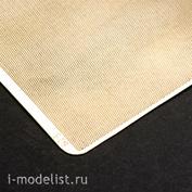 S-019 MiniWarPaint Лист рифленый ромб, размер S, тип 1