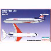 144140-1 Восточный экспресс 1/144 Авиалайнер HS 121 Trident 1 BEA