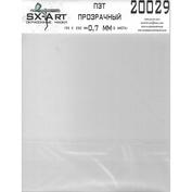 20029 SX-Art ПЭТ прозрачный 0,7мм 195х250мм, 2 листа