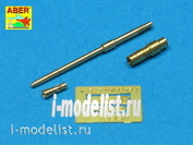 35 L-88 Aber 1/35 2cm barrel for KwK 38