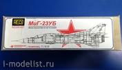 48102 Neomega 1/48 Конверсионный набор МиК-23УБ