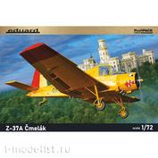 7097 Eduard 1/72 Aircraft Z-37A Čmelák