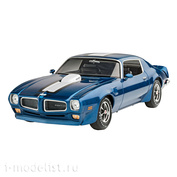 67672 Revell 1/24 Car 1970 Pontiac Firebird